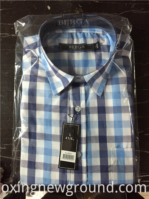 Hot Sale Cotton Men's Shirt