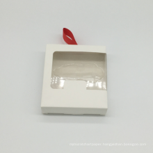 Custom design brown packaging folding kraft paper box