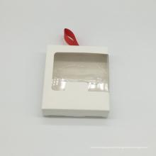Caixas da eletrônica do presente do punho da janela clara