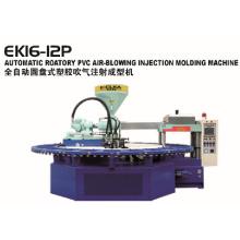 Machine de moulage par injection d'air