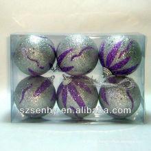 faire des perles de décoration de Noël