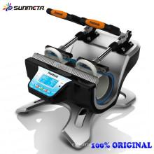 Sunmeta 2015 máquina de imprensa quente da caneca da estação dobro da segunda estação ST-210