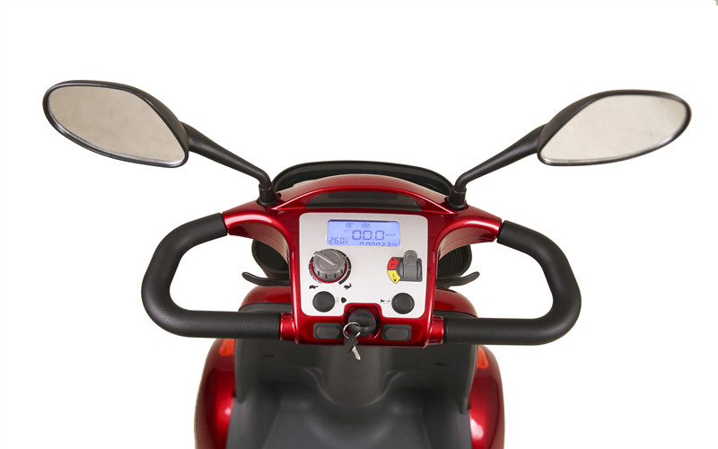The luxury one-seat scooter (4)