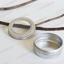 Aluminiumglas 80g für das Verpacken des handgemachten Handwerks
