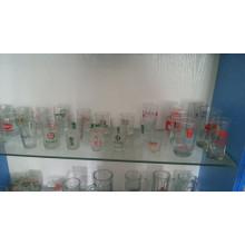 Anunciado Glass Cup Fabricante de utensilios de cocina Kb-Hn0613