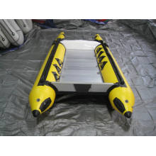 China Angeln Speed Boot mit Aluminium Boden