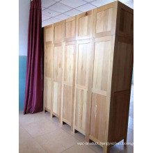 Red Cedar Wood Closet