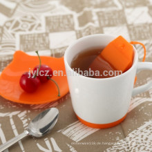 Tee-Set mit Silikontasche