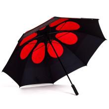 "30"" 8rib вент ветра покрынное UV зонтик окно"
