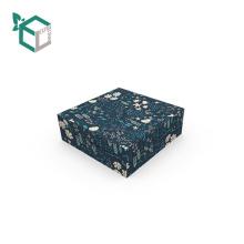 Профессиональная Печать Ручной Работы Косметическая Бумажная Коробка Элегантность С Двойным Сетки