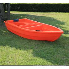Популярные продажи легкий вес 3,1 м маленькой рыбацкой лодке PE пластиковые лодки