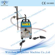 Bottle Semi Automatic Oil Filling Machine