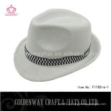 Sombrero de Feodra del fieltro Gorra