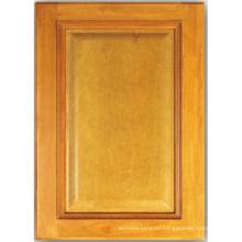 Твердой древесины Кухонный шкаф двери (HLsw-8)