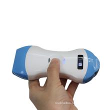 wireless ultrasound doppler microconvex linear probe 128 elements