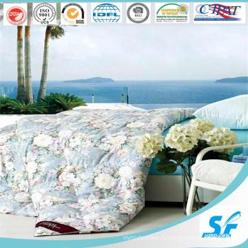Одеяло из чистого белого гусиного пуха (SFM-15-060)