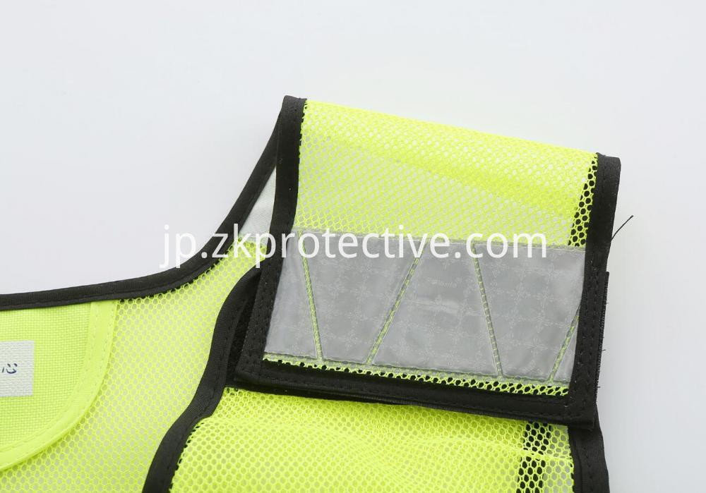 Safety Police Jackets Shoulder