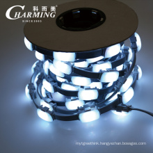 individually addressable led decoration christmas flexible led strip lights