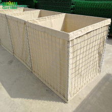 Keselamatan Bukti Partition Sand Wall Wall Hesco Barrier