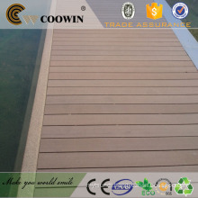 WPC Similar to Natural wood deck
