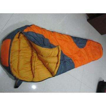 2017 camping gear mummy sleeping bag