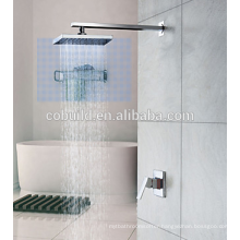 Wall Mounted Bath Thermostatic Shower Faucet Mixer Tap