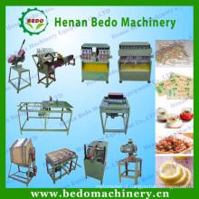 máquina de fabricação de palito de bambu