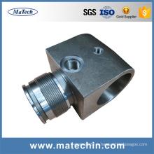 Fonderie de cire perdue faite sur commande d'acier au carbone de haute qualité de la fonderie ISO9001