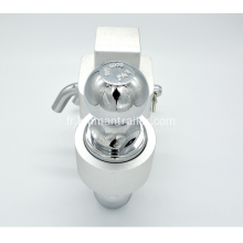 Trialer Ball mount en aluminium