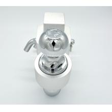 material de alumínio com montagem de esfera de teste