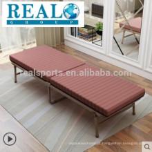 Cama de aço macio do convidado por atacado da melhor cama da forma para o escritório domiciliário