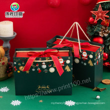 Eco-Friendly Christmas Halloween Gift Bag Shopping Paper Bag with Logo Printed