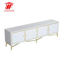 White TV Set Table Design furniture models