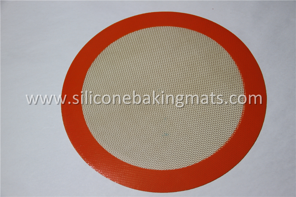 Silicone Baking Mat Round Pizza Sheets
