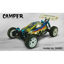 94860 1: 8 Scale 4 Wheel Drive RC Nitro Gas Cars en venta