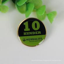 Top sale guaranteed quality badge pin