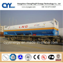 2015 Cryogenic LNG Lox Lin Lar Lco2 Tank Container with ASME
