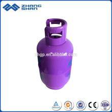 Geschweißter Hydraulikzylinder-Qualitäts-15kg Lpg-Zylinder für den Export