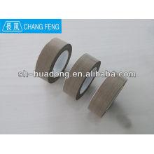 High sealing PTFE coated fiberglass adhesive tape-fabrics for bag sealing