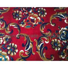 2015 Design novo tapete de veludo impresso tapetes