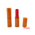 Beauty Girl Bright Orange Lipstick Container