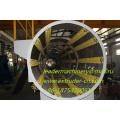Grande tubulação de fonte de água do HDPE do calibre que faz a planta de máquina 110mm 400mm 630mm 1200mm