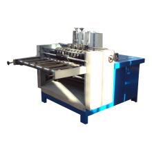 High performance semi automatic corrugated box partition assembly machine