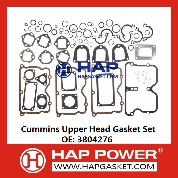 CUMMINS Upper Head Gasket Set 3804276