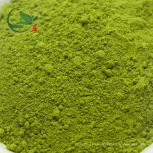 Polvo orgánico natural del té verde de Matcha