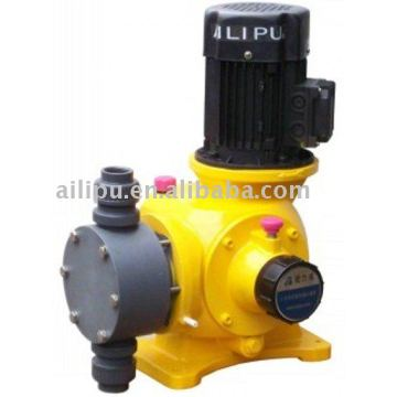 Water Treatment Electric Operated Diaphragm Discharge Pump