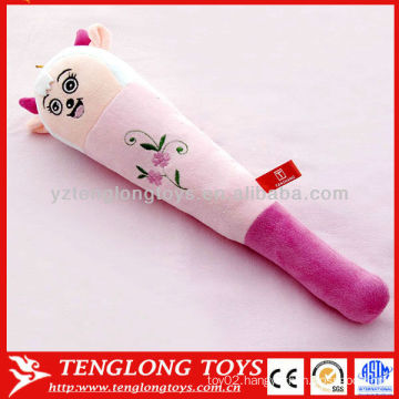 Welcomed in China xiyangyang pink massage plush stick toys