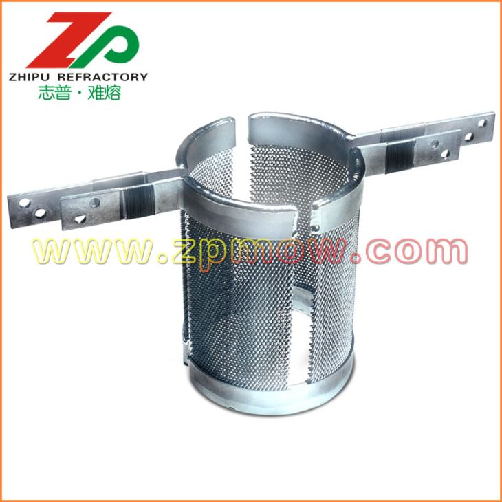 Tungsten Net Heating Element