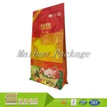 Custom Design Plastic Aluminum Foil Lined Zip Lock Animal Food Packaging Dog Feed Bags For Sale