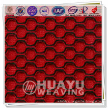 077 polyester 3D mesh fabrics for bags
